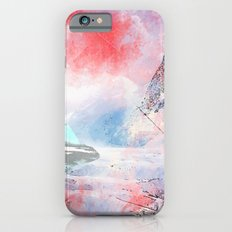 faerie pastel cloud scene iPhone 6s Slim Case
