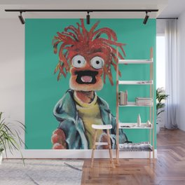 Pepe The King Prawn Wall Mural