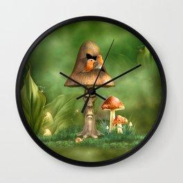 Vogelnest Wall Clock