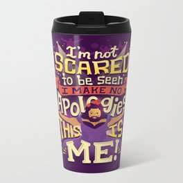 This Is Me Metal Travel Mug