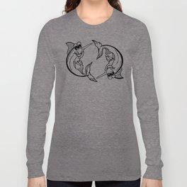 Dueling Swordfish Long Sleeve T-shirt