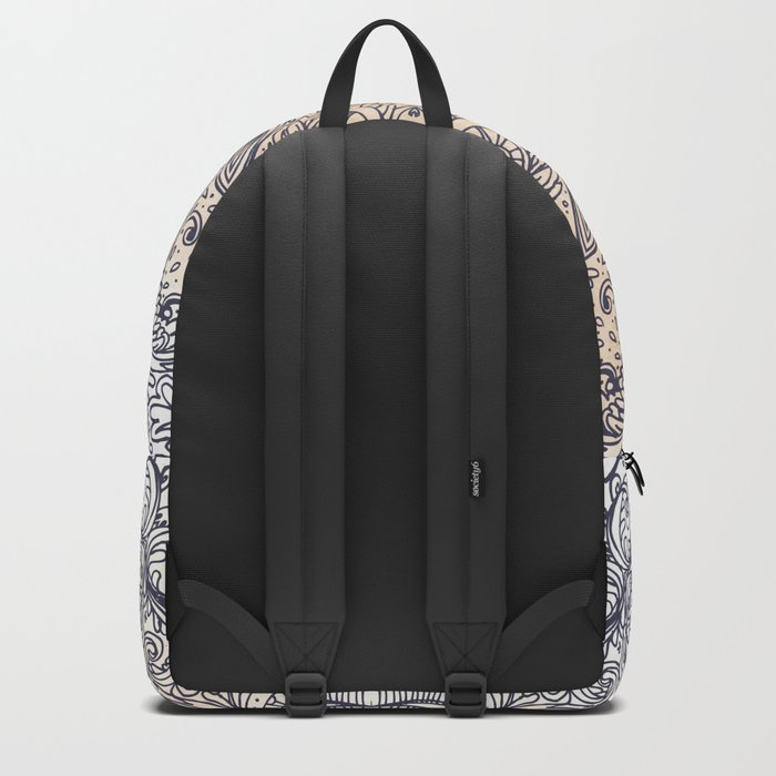 Paisley Pattern 04 Backpack