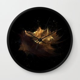 The Spice Wall Clock