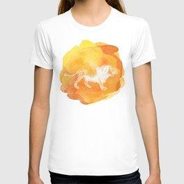 Color Spot Safari Lion T-shirt