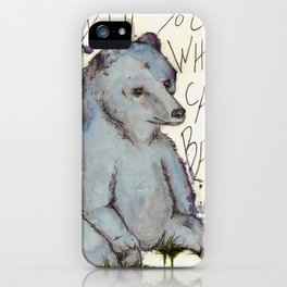 No One Lord! iPhone Case