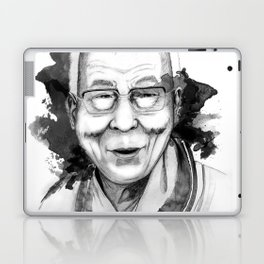 Belief & Knowledge (Dalai Lama) by carographic Laptop & iPad Skin