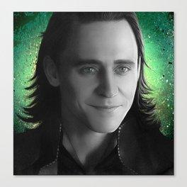 Loki - Thor Canvas Print
