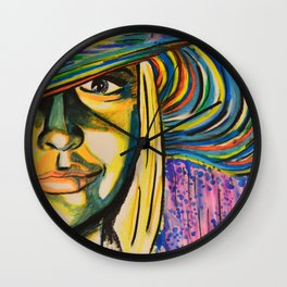 Most Interesting Girl In The World Wall Clock