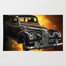 Humber Pullman Limousine Rug