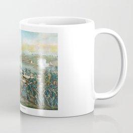 Battle of Fredericksburg -- Civil War Coffee Mug