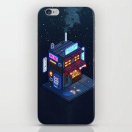 Cyberpunk Juusu iPhone Skin