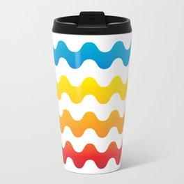 Waves #1 Travel Mug