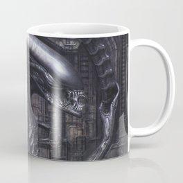 Alien Xenomorph Giger Coffee Mug