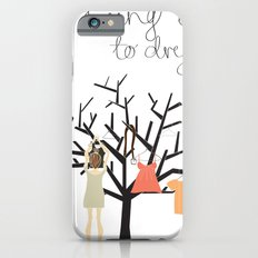 Hung up to dry... iPhone 6s Slim Case
