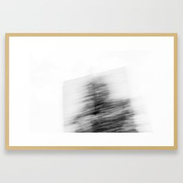 LA Daze 2 Framed Art Print