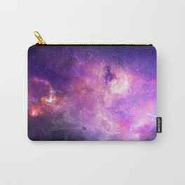 Purple space Carry-All Pouch