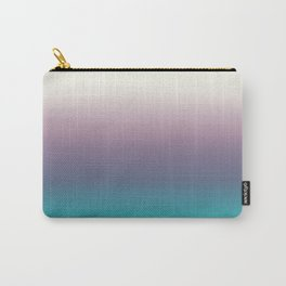 Ombré Ocean Carry-All Pouch