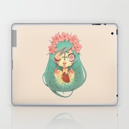 Ofelia's Sacred Heart Laptop & iPad Skin