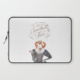 Thou Cannot Toucheth This Laptop Sleeve