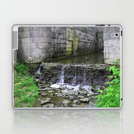 Greeting the Past Laptop & iPad Skin