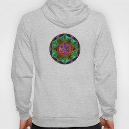 The Flower of Life (Sacred Geometry) 2 Hoody