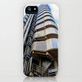 Lloyds Building City of London iPhone Case