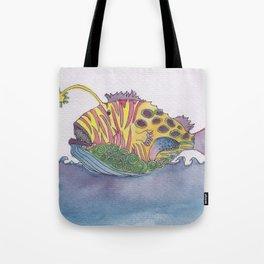 rem fish Tote Bag