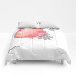 Scandi Micron Art Design | 170412 Telomere Healing 22 Comforters
