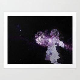 "Limited edition ""Reincarnation 5"" Art Print"