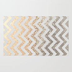 GOLD & SILVER  Rug
