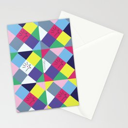 Chequered 1.0 Stationery Cards