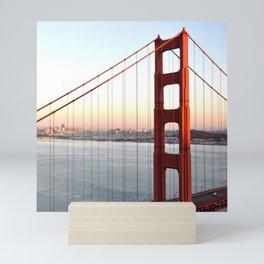 GOLDEN GATE BRIDGE - 1 Mini Art Print
