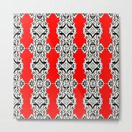 Jennifer Art Design (Number 16) Metal Print