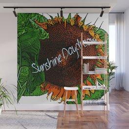 Sunshine Daydream Wall Mural
