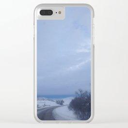 Trenton Clear iPhone Case