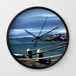 Stormbound Wall Clock