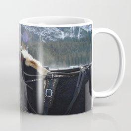 mountain horse Coffee Mug