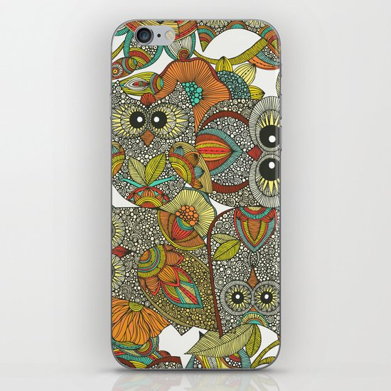4 Owls iPhone Skin