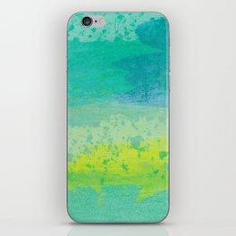 Abstract No. 482 iPhone Skin