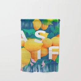 As If #society6 #decor #buyart Wall Hanging