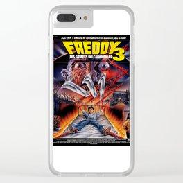Freddis Clear iPhone Case