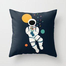 Last Beautiful Throw Pillow