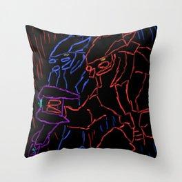 Halo: The Elites Throw Pillow