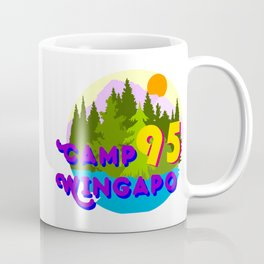 Camp Wingapo Coffee Mug