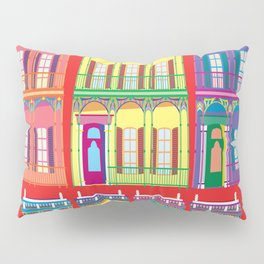 NEW ORLEANS HOUSES Pillow Sham