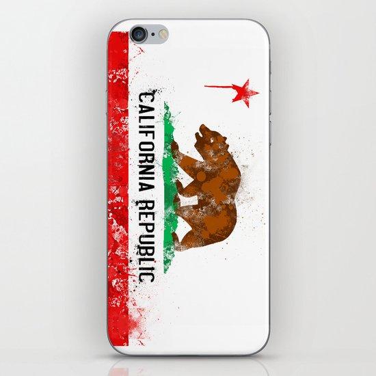 California Flag iPhone & iPod Skin