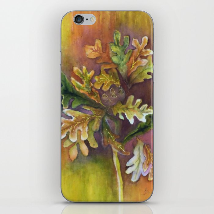Fabulous Fall iPhone Skin
