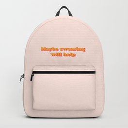 Maybe Swearing Will Help Backpack