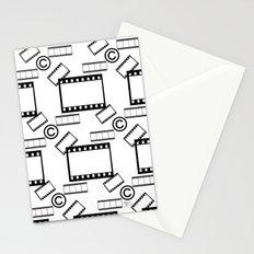 Film © pattern Stationery Cards
