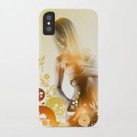 Granny Delicious iPhone X Slim Case